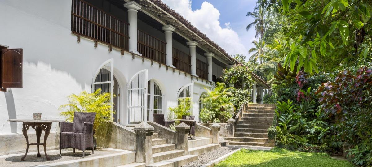 Willkommen im Kandy House