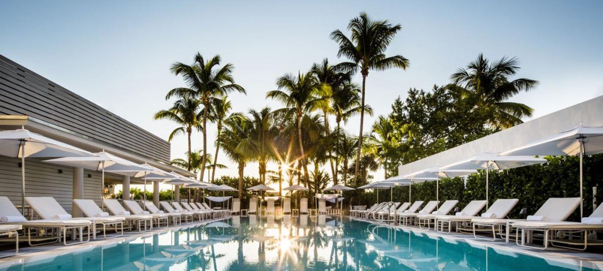 Herzlich Willkommen am berühmten Miami Beach