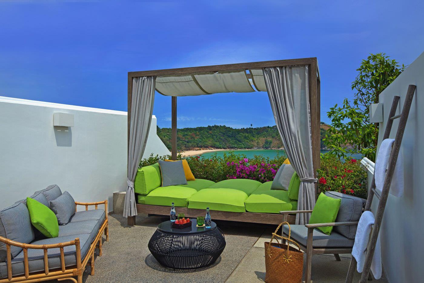 luxushotel the nai harn bei gernreisen buchen. Black Bedroom Furniture Sets. Home Design Ideas