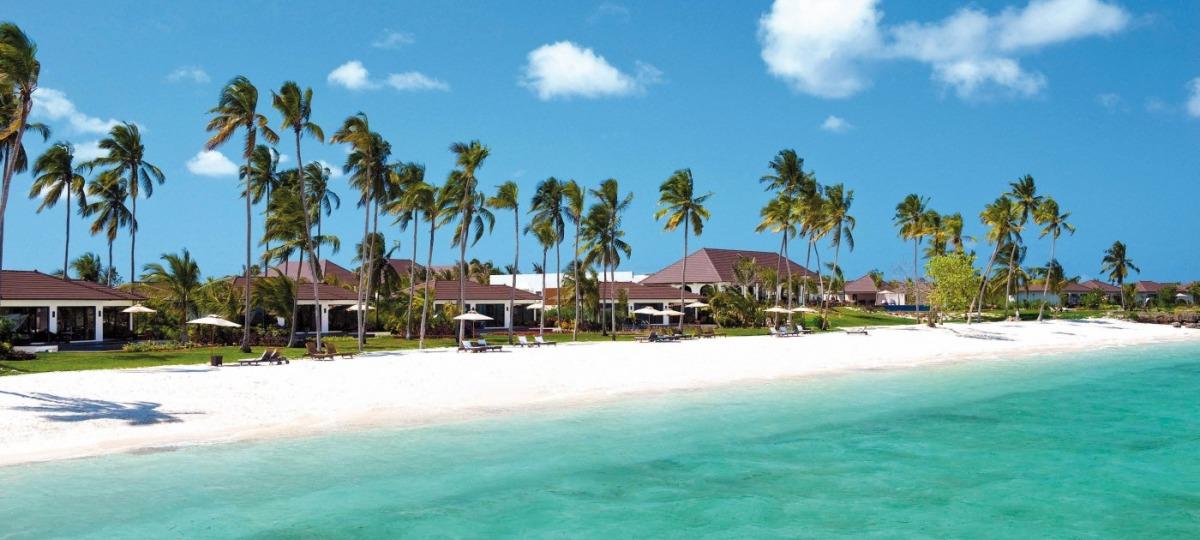 Herzlich Willkommen im The Residence Zanzibar