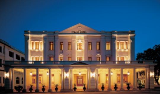 Herzlich Willkommen im The Strand Hotel