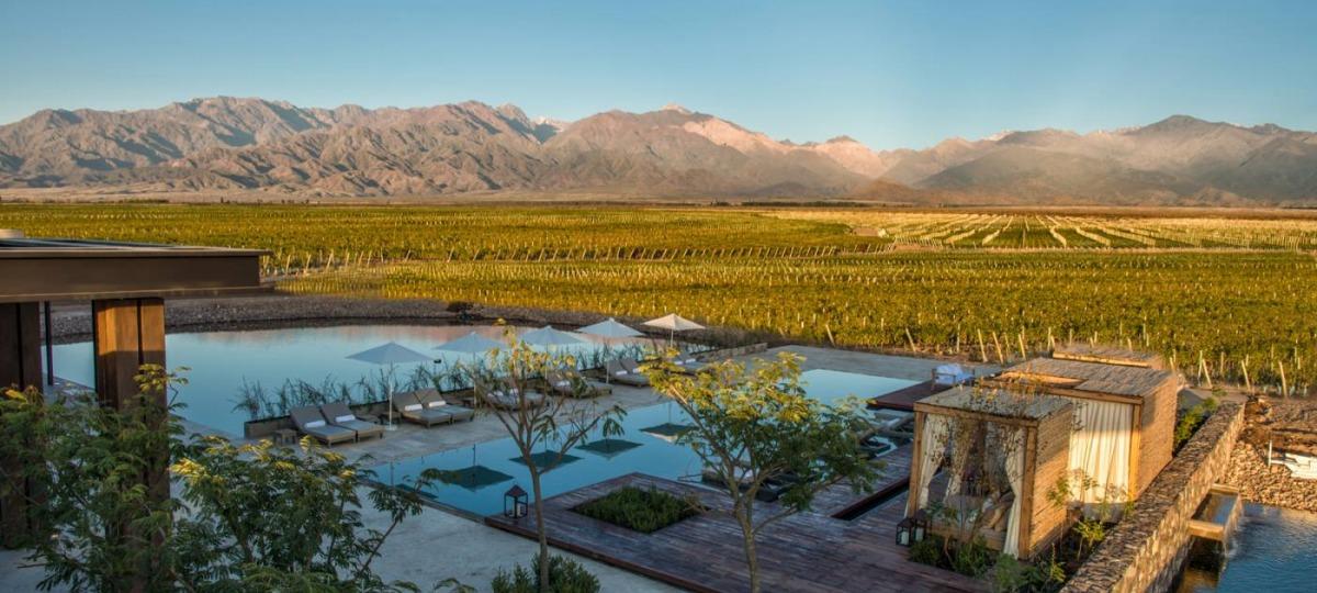 Herzlich Willkommen im The Vines Resort & Spa