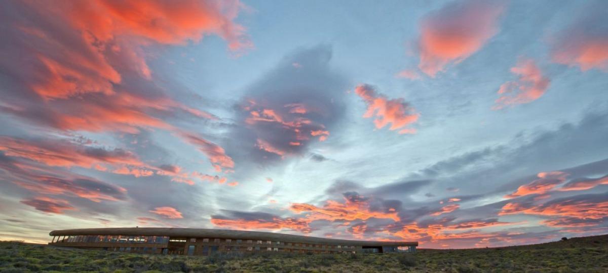 Herzlich Willkommen im Tierra Patagonien Hotel & Spa