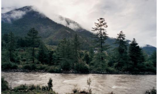 Erkundigen Sie die einzigartige Natur Bhutans