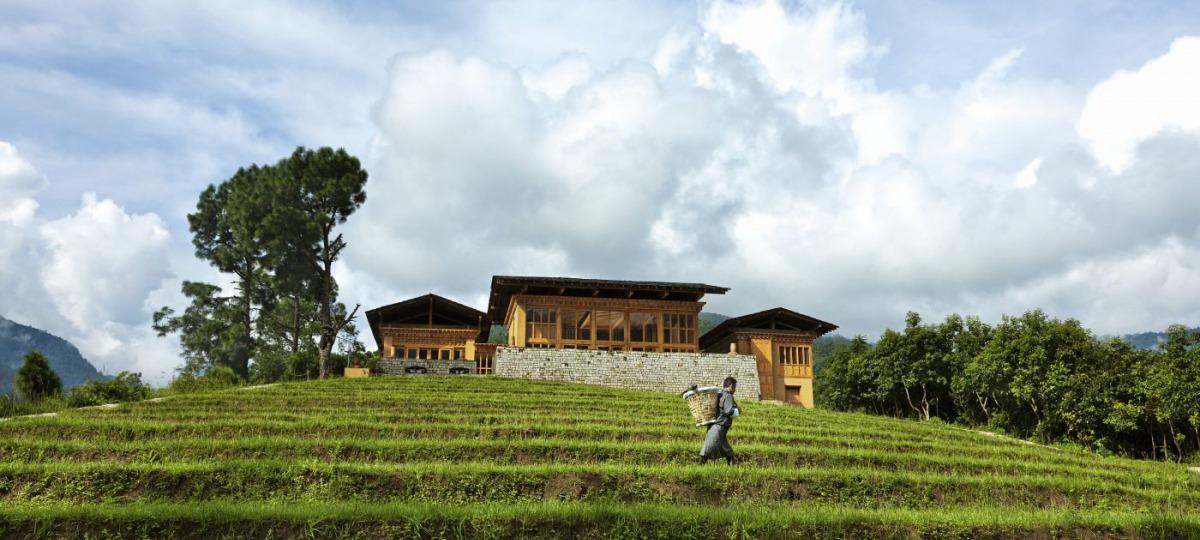 Herzlich Willkommen im Uma Punakha