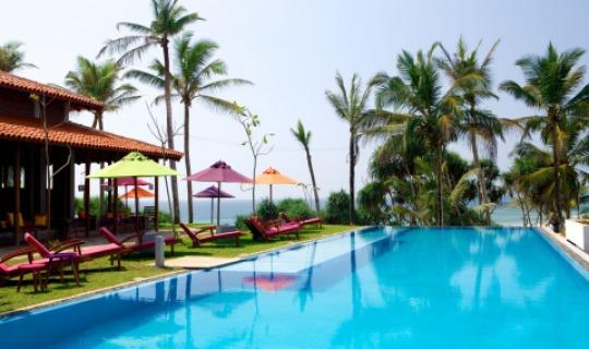 Pool oder Meer - die Entscheidung fällt schwer
