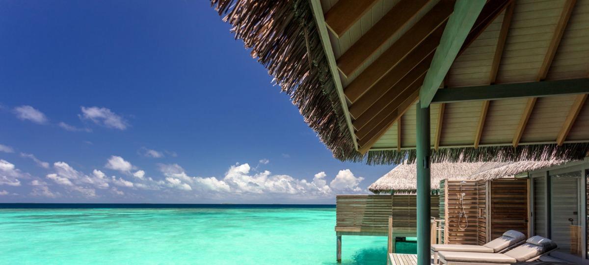 Ihre luxuriöse Over Water Villa