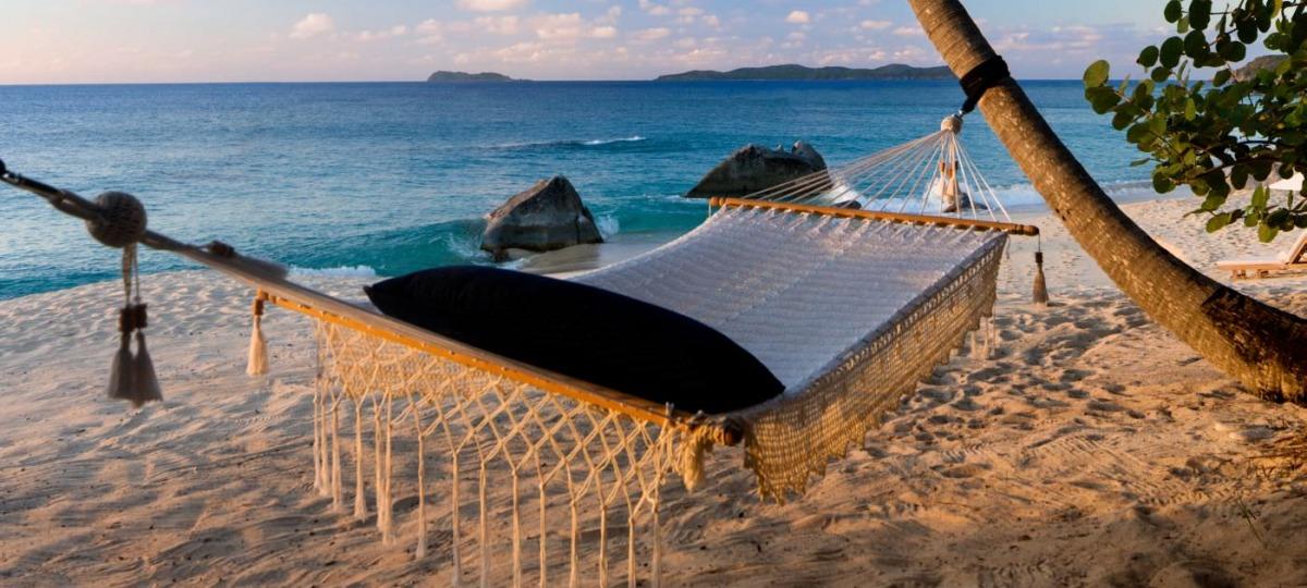 Entspannen Sie im Paradies