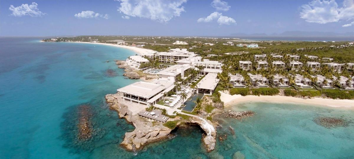 Das Four Seasons Anguilla heißt Sie Willkommen