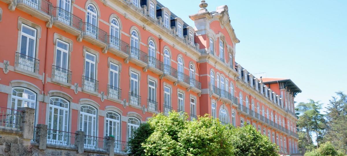 Herzlich Willkommen im Vidago Palace
