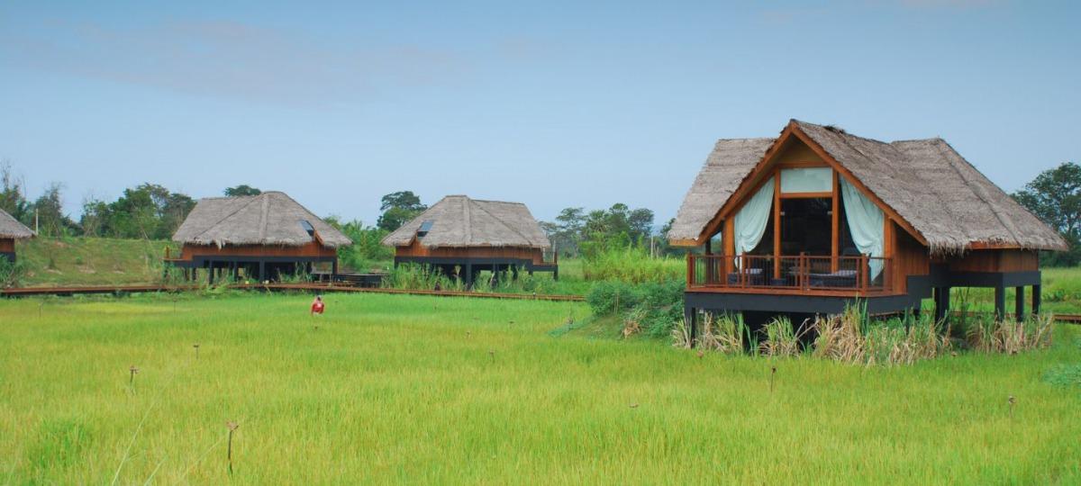 Herzlich Willkommen in der grünen Oase Vil Uyana!