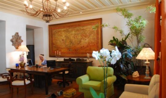 Herzlich Willkommen in der Villa Bahia