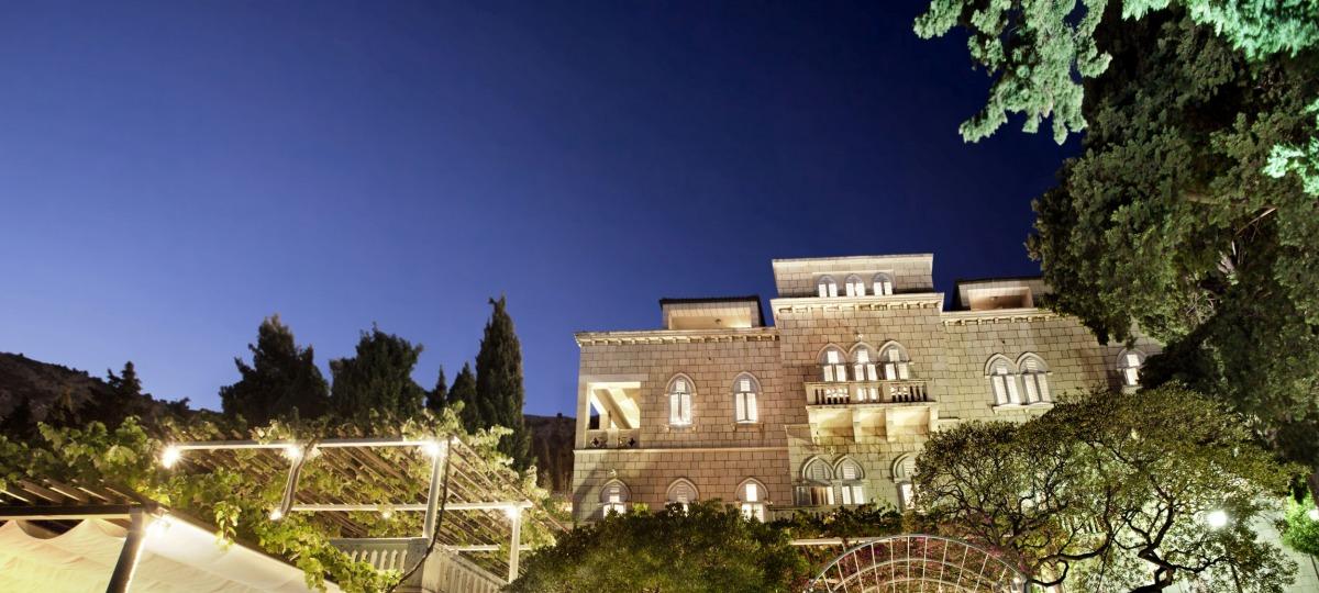 Willkommen im Boutique Hotel Villa Dubrovnik