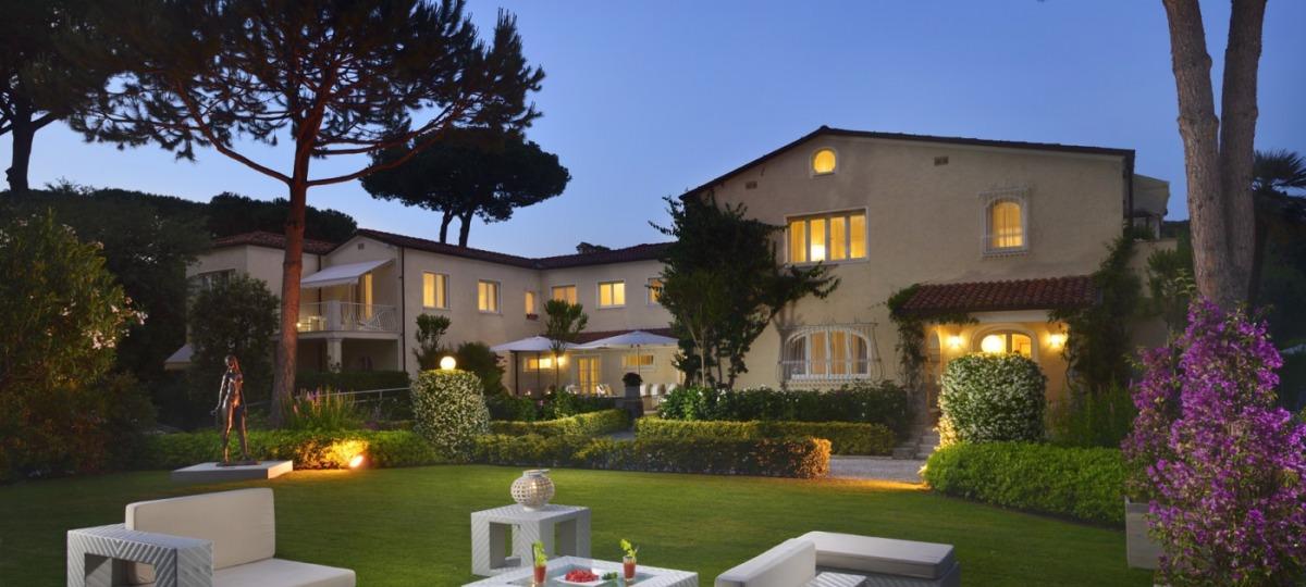 Herzlich Willkommen im Villa Roma Imperiale