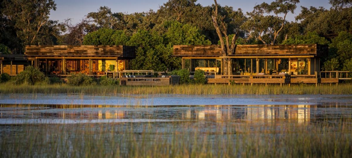 Willkommen im Vumbura Plains Camp
