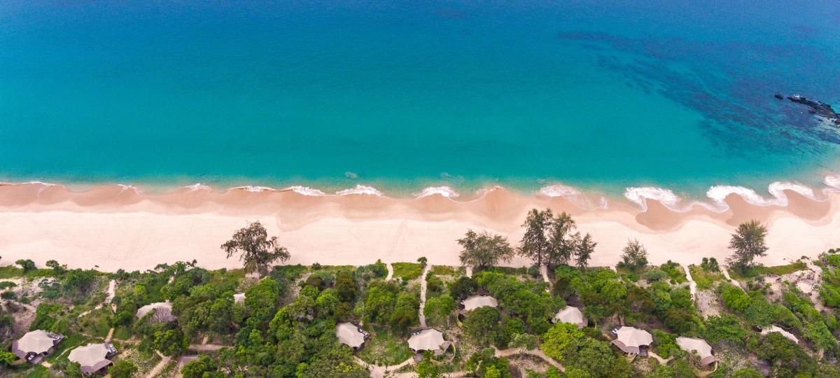 Das Wa Ale Island Resort heißt Sie herzlich willkommen