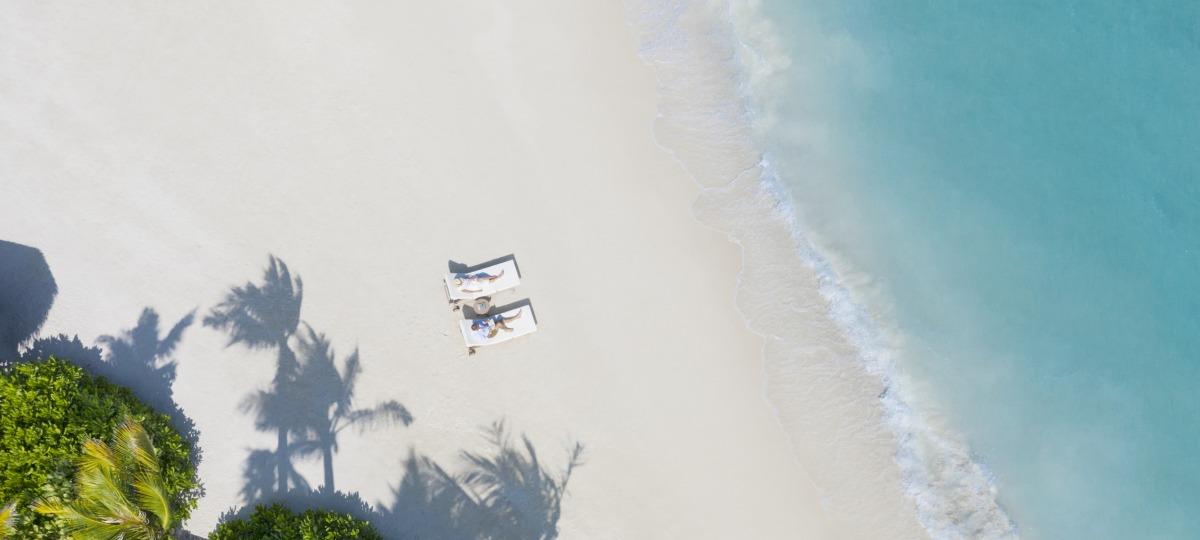 Das Waldorf Astoria Maldives Ithaahfushi heißt Sie herzlich willkommen