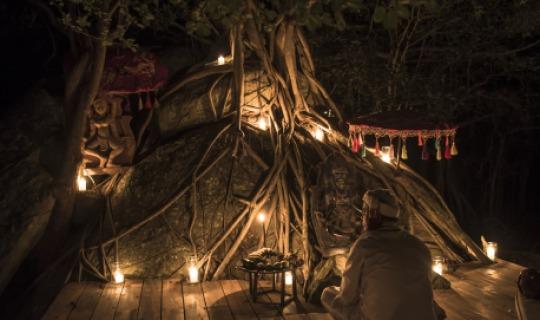 Werden Sie Zeuge der traditionellen Cham Segnungszeremonie