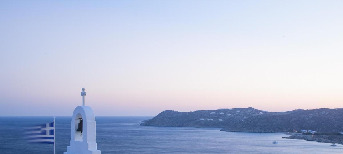 Die herrlichen Farben Griechenlands