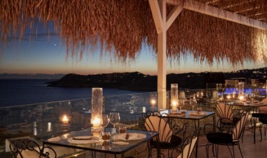 Erleben Sie romantische Abende auf Mykonos