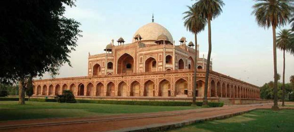 Delhi - eine wunderschöne Stadt