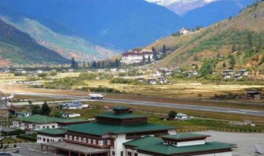Genießen Sie Thimphu