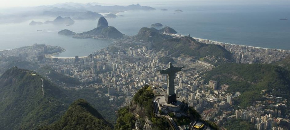 Rio de Janeiro - Pulsierende Metropole am Zuckerhut