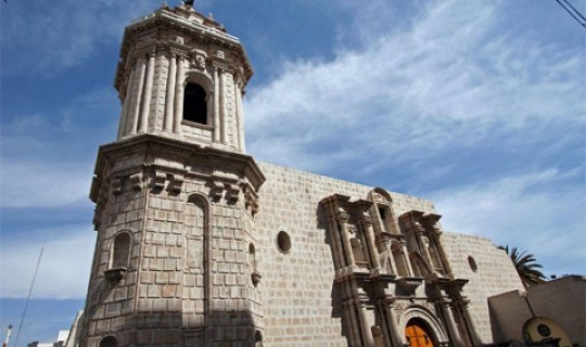Cusco - Auf 3.416 m Höhe verzaubert die ehemalige Hauptstadt der Inka