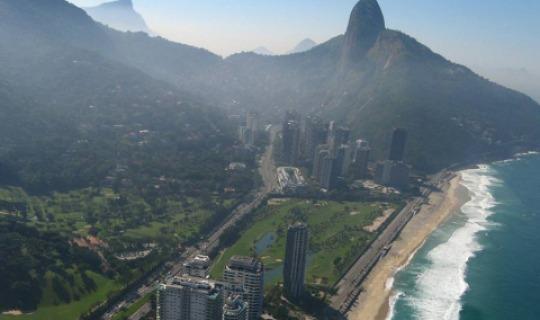 Rio de Janeiro gilt als die schönste Stadt Brasiliens