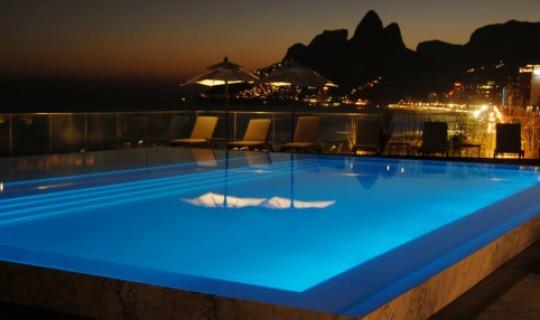 Entspannen Sie im exklusiven Fasano Hotel in Rio