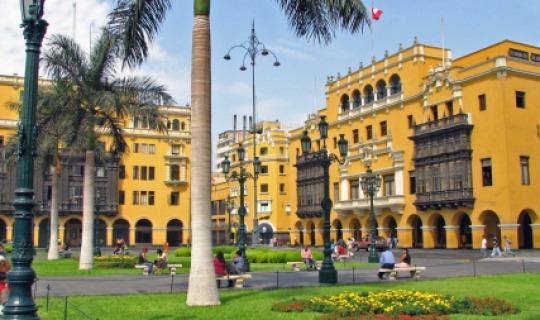 """Lima - """"Stadt der Könige"""""""