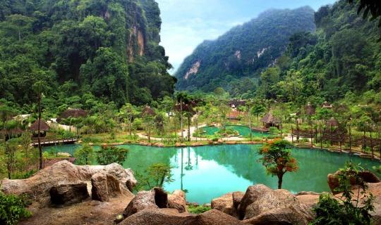 The Banjaran Hotspring Retreat