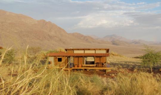 Inmitten des Namib Rand Natur Reserves