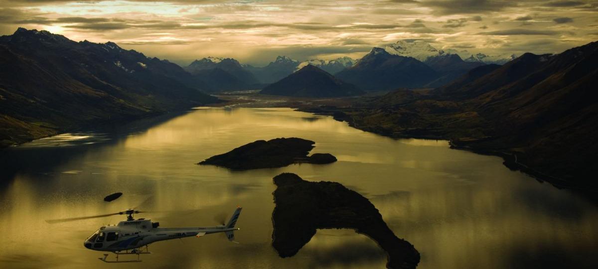 Herzlich Willkommen im Naturparadies Neuseeland