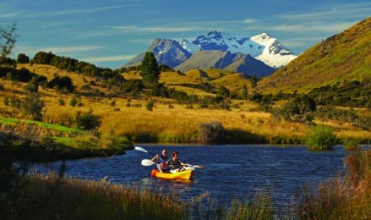 Neuseeland ist ein Paradies für Aktive