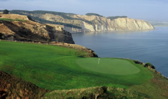 Golfen in Cape Kidnappers