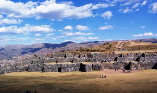 Ruinenstadt Sacsayhuaman