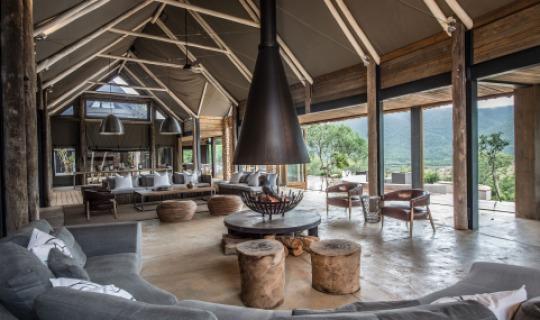 Willkommen in der Settlers Drift Lodge
