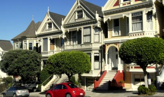 Charmantes Flair in San Francisco