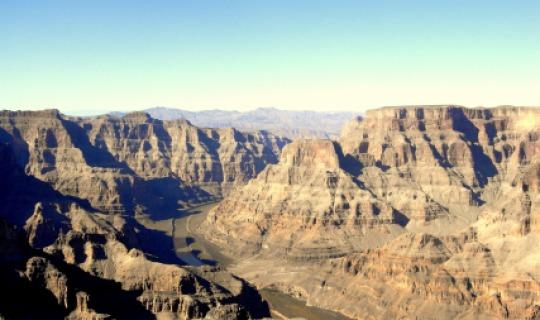 Der majestätische Grand Canyon