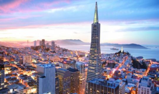 San Francisco wartet auf Sie