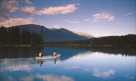 Entdecken Sie Kanadas Wildnis