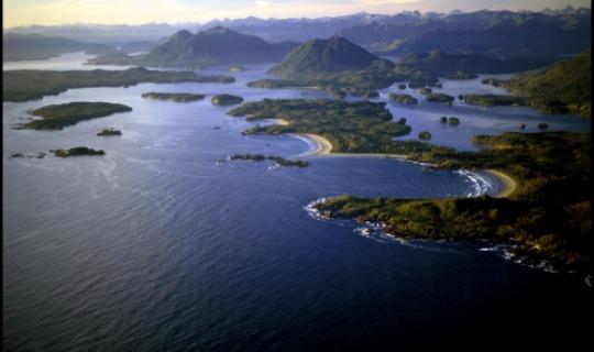 Eine der schönsten Landschaften der Welt