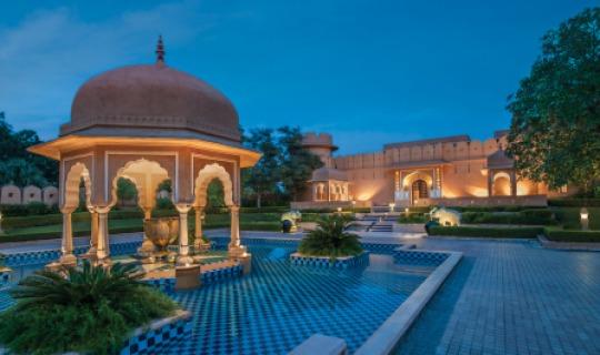 Das The Oberoi, Rajvilas in Jaipur erwartet Sie