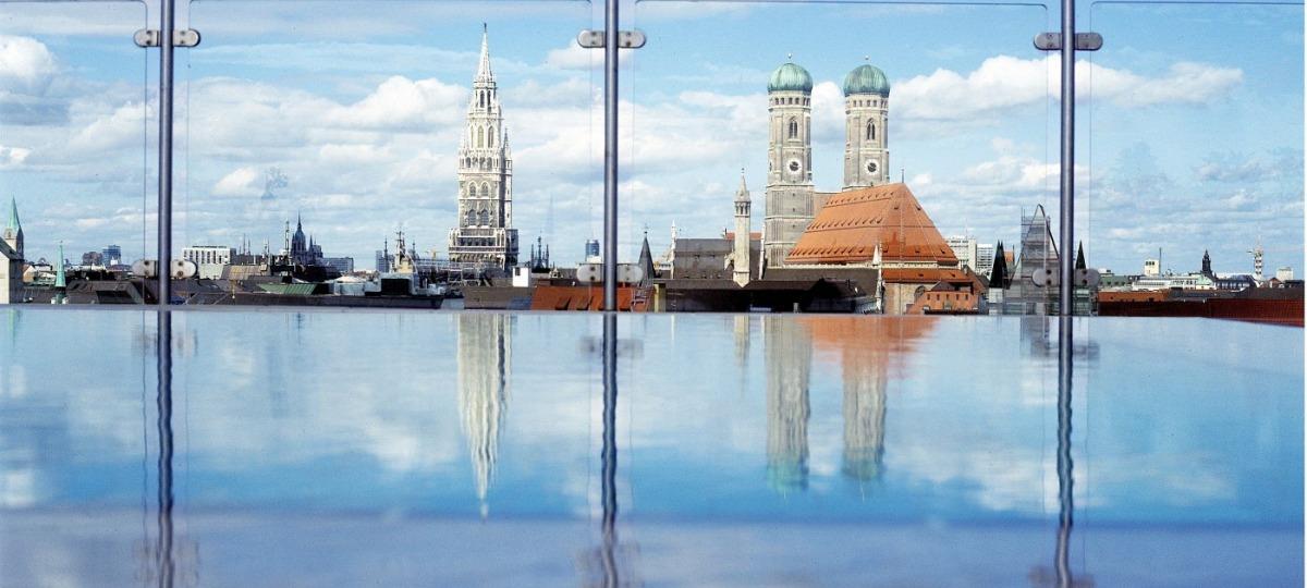 Herzlich Willkommen in München