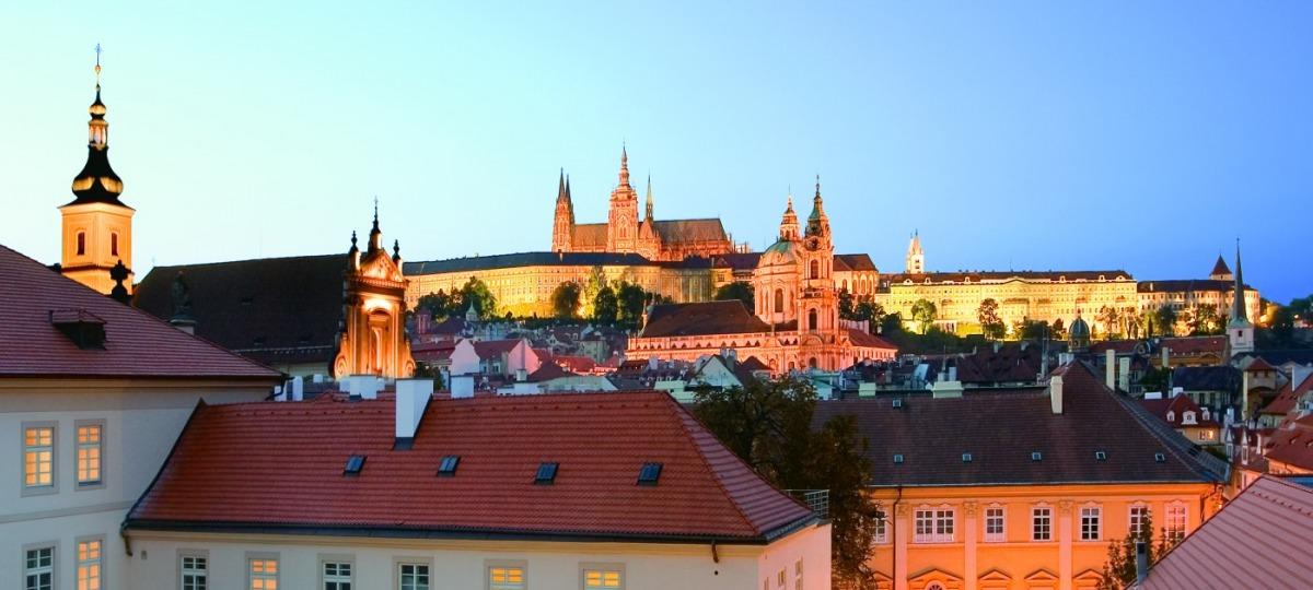 Herzlich Willkommen im Mandarin Oriental in Prag